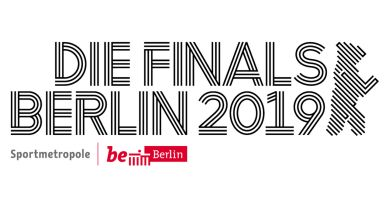 Die Finals - Berlin 2019 - LOGO (Quelle: be Berlin)