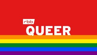 rbb QUEER - Logo