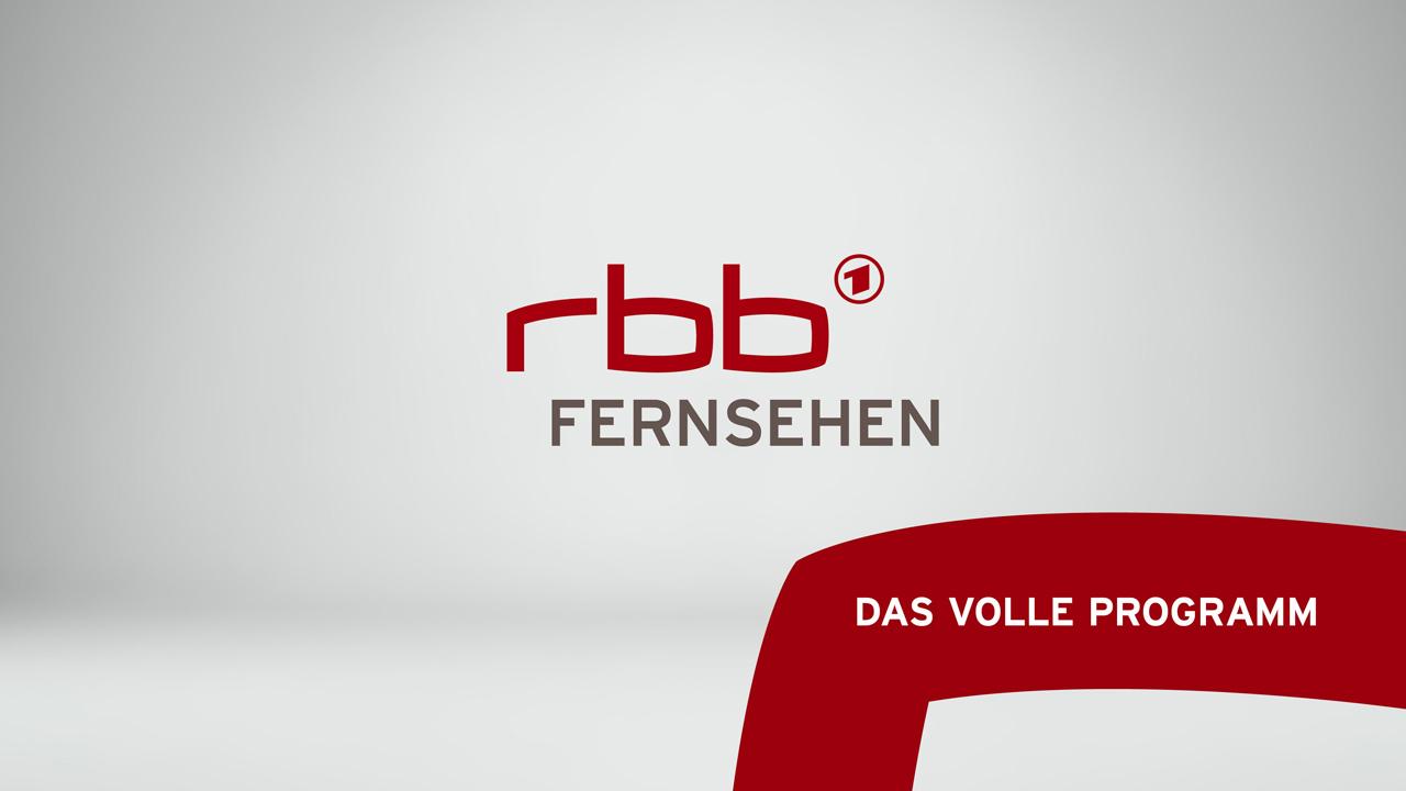 Rbb Fernsehen Programm