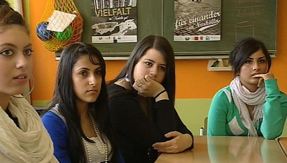 libanesische Mädchen für die Ehe