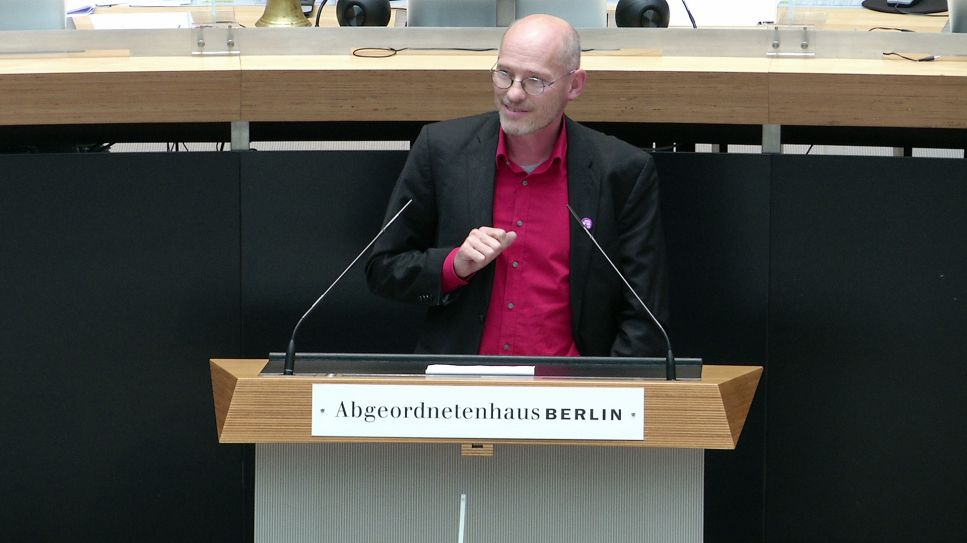 Michael Efler (Die Linke)