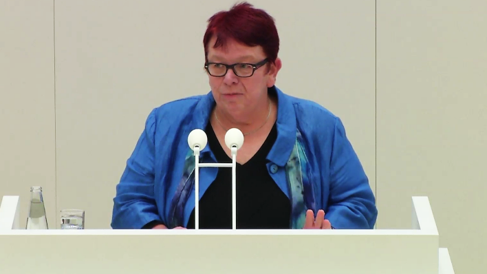 Bettina Fortunato (DIE LINKE ) (Quelle: rbb)