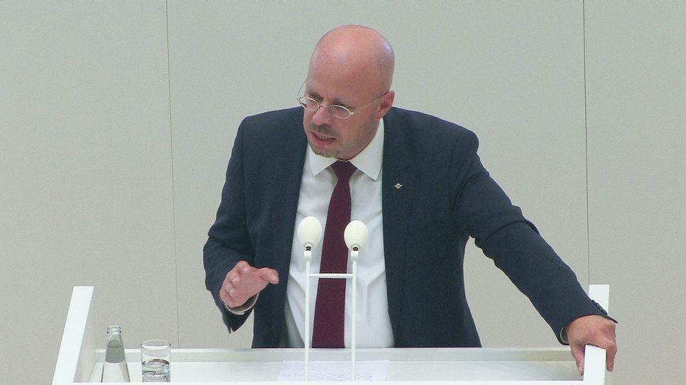 Andreas Kalbitz 2 (AfD) (Quelle: rbb)