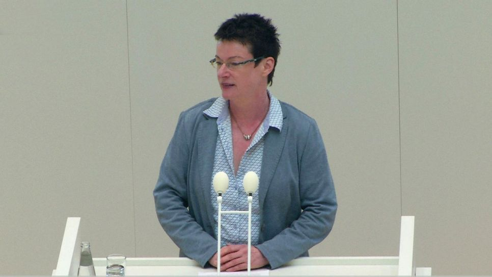 Roswitha Schier (Quelle: rbb)