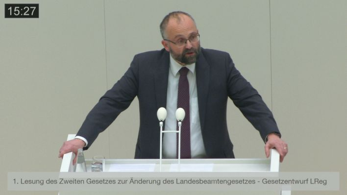 Daniel Kurth (SPD) (Quelle: rbb)