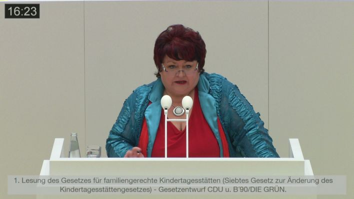 Gabriele Theiss (SPD) (Quelle: rbb)
