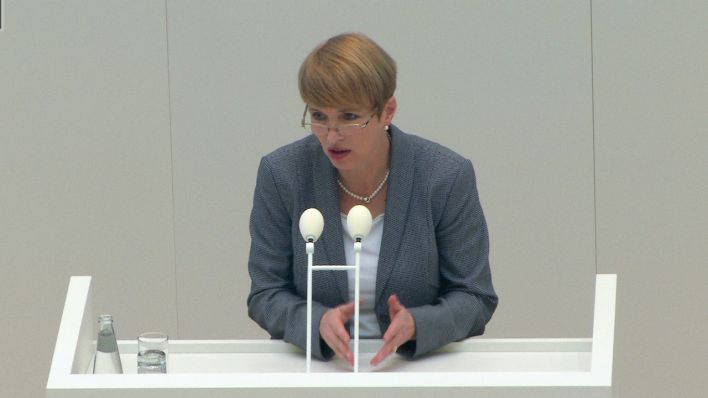 Martina Münch (Quelle: rbb)